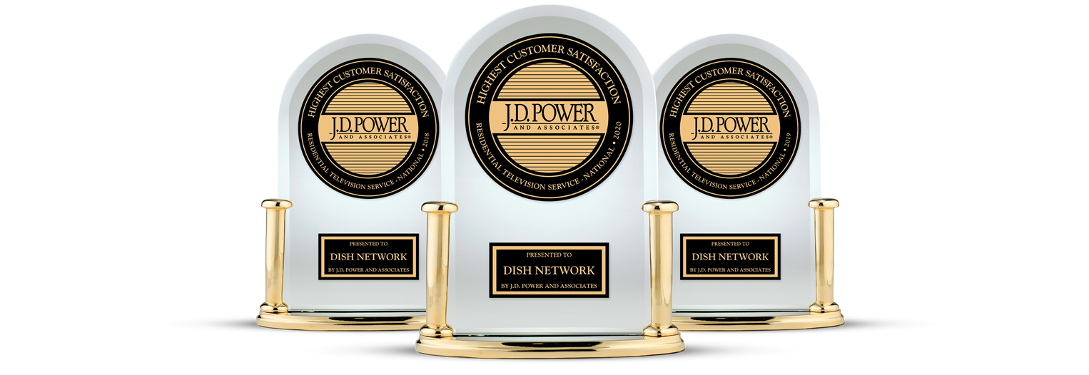 DISH Customer Satisfaction - Ranked #1 by JD Power - Sound Wave Electronics in FREDERICKSBURG, Texas - DISH Authorized Retailer
